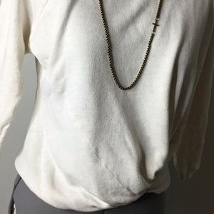 Tops - Blouse casual cropped